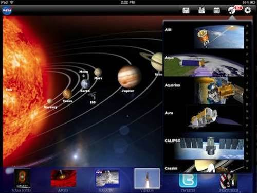 NASA launches app competition