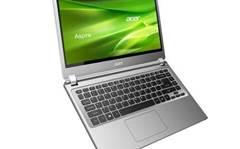 Acer reveals Aspire M5 ultrabooks