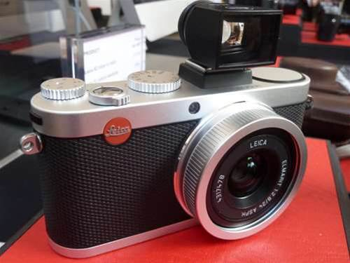 Leica X2 hands on
