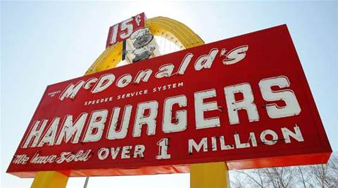 McDonald's hungry for ASX-bound marketing automation