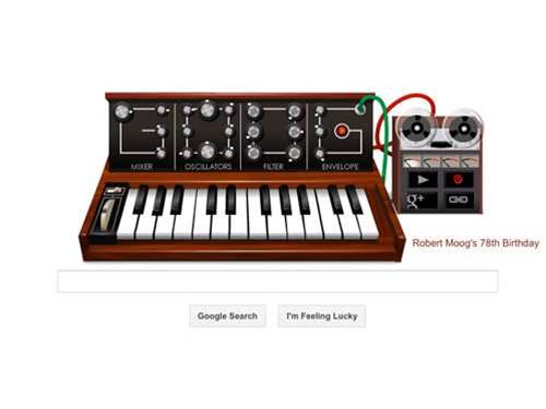 Google Doodle Moog synth is the ultimate time sink