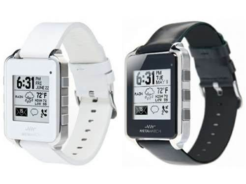 Meta Watch out now for iOS