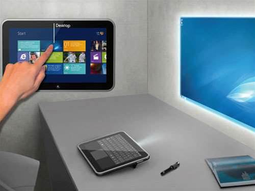 Meet the Samsung Galaxy One projector tablet
