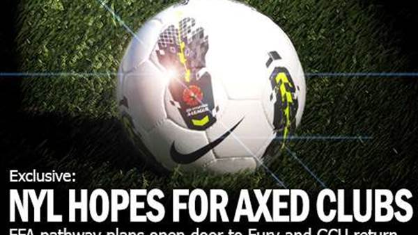 NYL Hopes For Axed Clubs' Revival