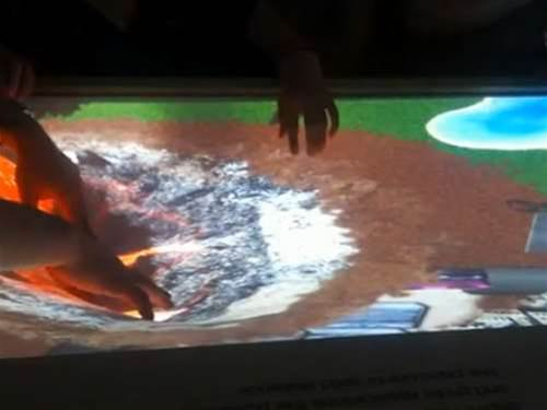 Geek tech: flexible fabric touchscreens powered by Kinect