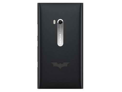 Only 900 Bat-fans will get Nokia's The Dark Knight Rises Lumia 900
