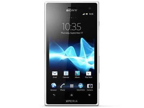 Sony debuts water-resistant set of Xperias