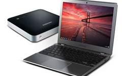 Google, Samsung unveil new Chromebook
