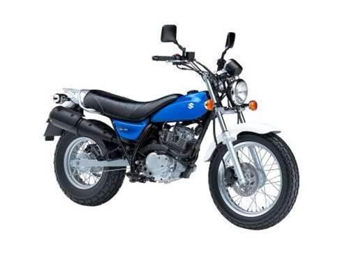 Retro Chic – Suzuki VanVan 125 (1972)