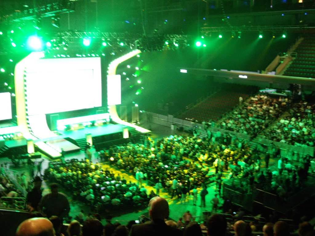Liveblog: Microsoft E3 Event - Halo 4, Smartglass, South Park and no new Xbox