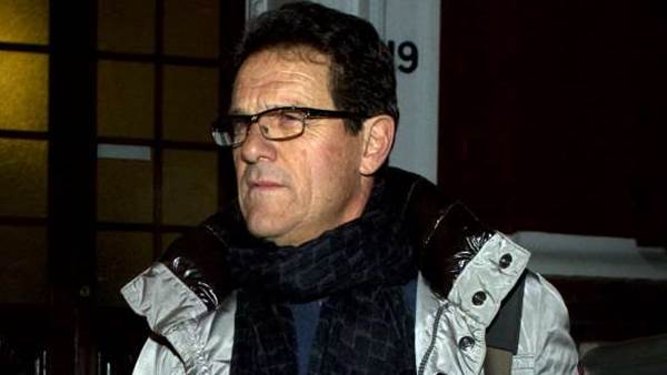 Capello: Italy Does Not Appeal