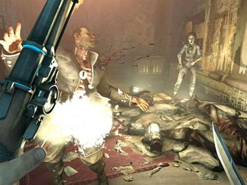 New Dishonored 'Immersion' dev diary