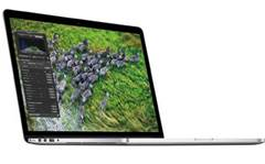 First look: retina display MacBook Pro
