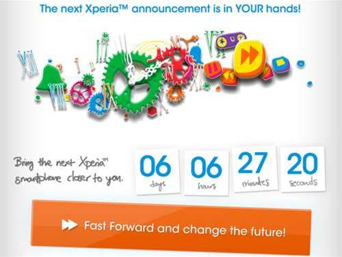 Sony lets users choose Xperia launch date