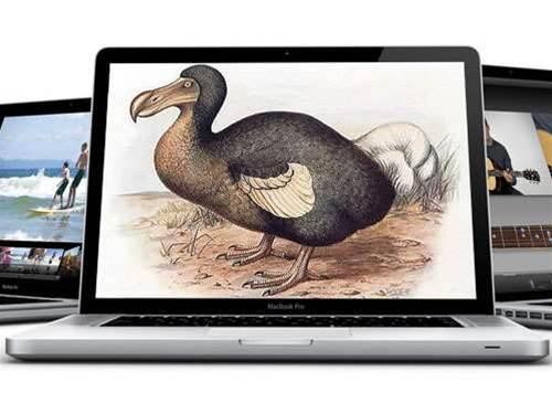 Apple's 17in MacBook goes the way of the dodo