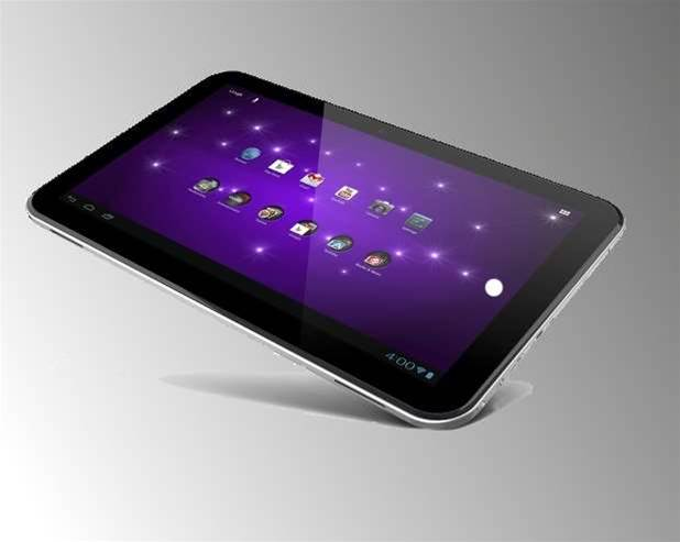 Toshiba unleashes trio of Android 4.0 tablets