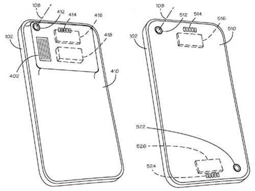 Apple patents swappable lenses for iPhone