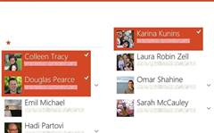 Windows 8 gets 'touchy-feely' with People app