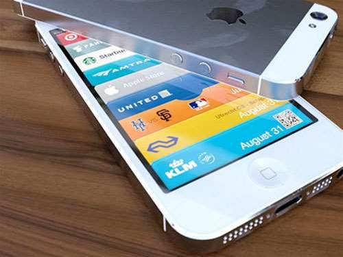 Here's what the white iPhone 5 could look like