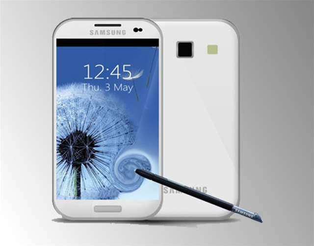 Samsung Galaxy Note 2 coming in October?