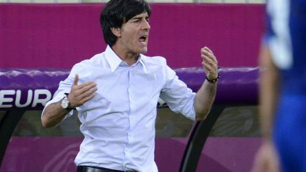 Loew Impressed As Germany March On