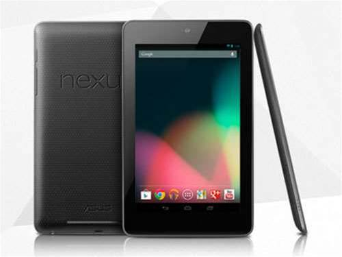 Google unveils tablet, Android 'Jelly Bean'