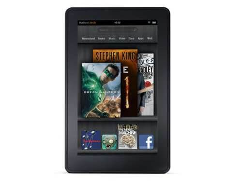 Is Amazon readying two new Kindle Fire tablets?