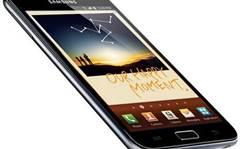 Samsung Galaxy Note 2 benchmarks leak