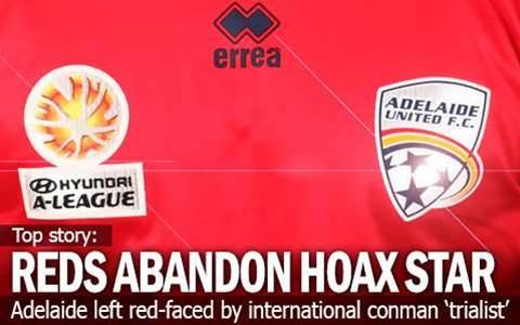 Reds Admit Rosales Hoax