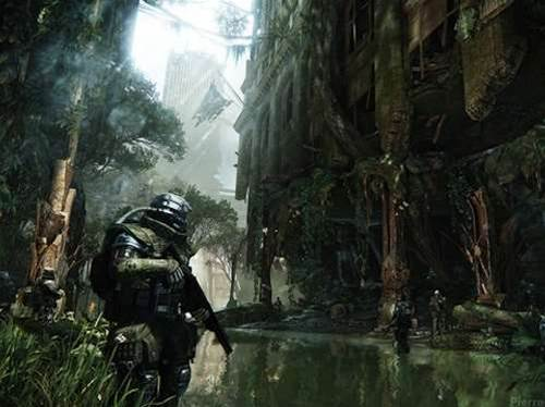 Crysis 3: Maximum game… once again