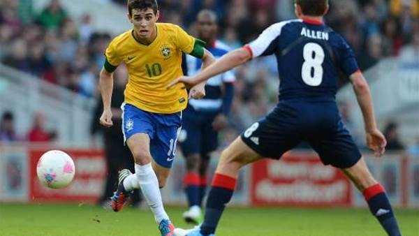 Chelsea Complete Oscar Signing