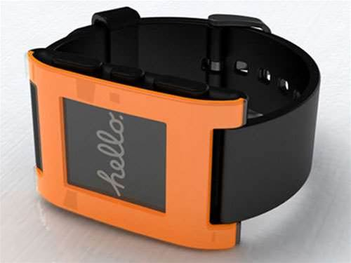 Pebble reveals fourth smartwatch colour – and delayed release date