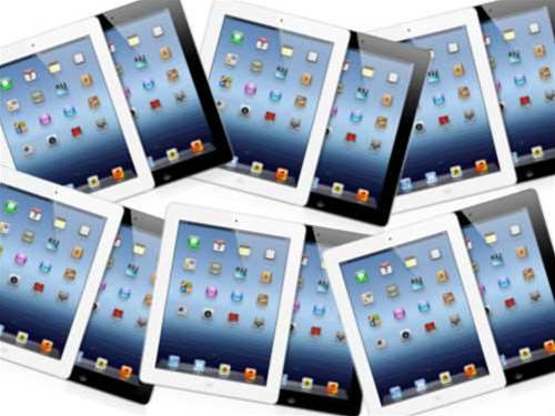 Apple ships 17 million iPads in the past three months