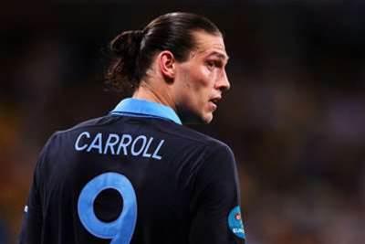 Carroll Out Of Europa League Squad
