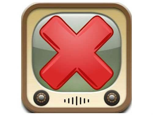 Apple YouTube app licence runs out
