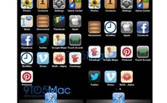 iOS 6 hints at bigger iPhone 5