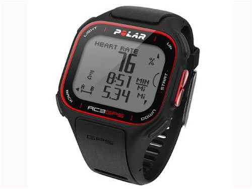 Polar launches first integrated RC3 GPS watch