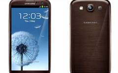 Samsung Galaxy S III launches in new colours