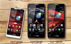 Motorola unveils Razr trio
