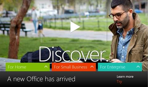 Office 2013: big changes are on the way