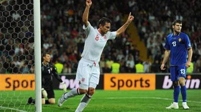 Lampard, Milner Ready For Ukraine Clash