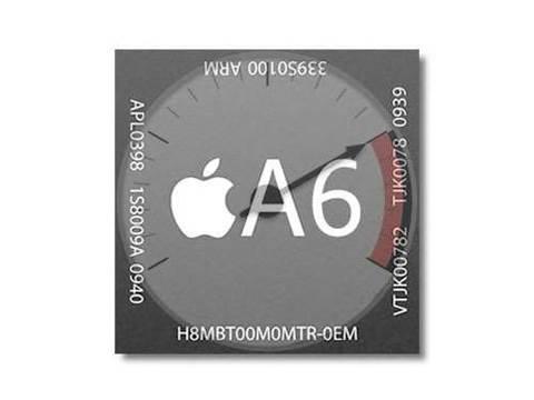 iPhone 5 A6 chip beats Galaxy S III