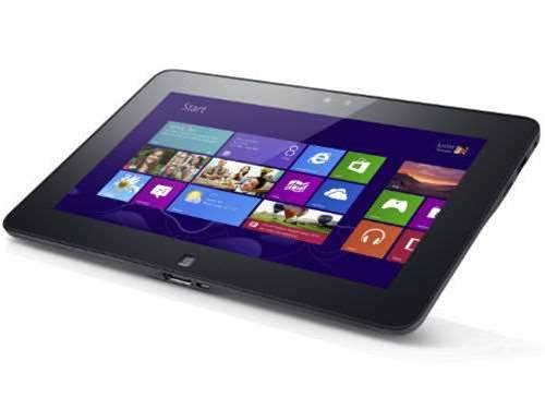 Dell launches Latitude 10 Windows 8 tablet with removable battery