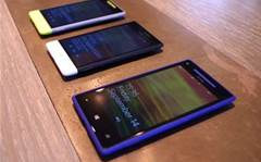 Hands-on with HTC's Windows Phone 8X and 8S