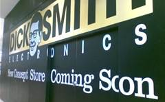 Microsoft out, Google in at Dick Smith