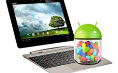 Jelly Bean update for Asus Transformer Prime and Infinity