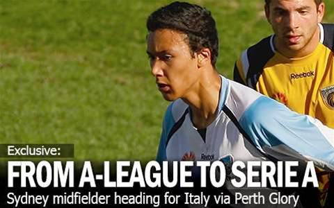 Aussie Set To Swap A-League For Serie A