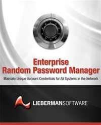 Review: Lieberman Software Enterprise Random Password Manager
