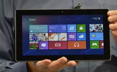 Microsoft Surface tablet will start at $559