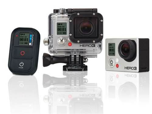 New GoPro HD Hero3 adds Wi-Fi and slims down